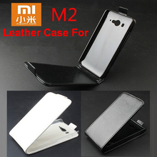 Slim Litchi Classic Flip Cover Up And Down Business Style PU Leather Cover Case For Xiaomi M2 MI2 For XIAOMI Mi2S 2s