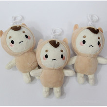 15cm/6inch Korean Drama Guardian The Lonely and Great God Bonicrew Plush Doll Keychain Clip Toy Collection 17030118
