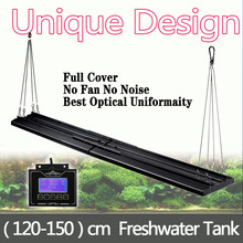 DSunY 120cm 4ft 48 inch Prorammable led freshwater aquarium lighting dimmable for fresh fish plants simulate sunrise moon
