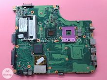 NOKOTION for Toshiba Satellite A300 Intel laptop Motherboard V000125090 6050A2169401 GL960 & free cpu mainboard works(China)