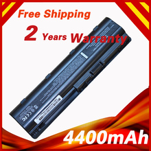 Laptop Battery for HP MU06 for Compaq Presario CQ32 CQ42 CQ43 CQ56 CQ62 CQ630 CQ72 for Pavilion dm4 dv3 dv5 dv6 dv7 g4 g6 g7(China)
