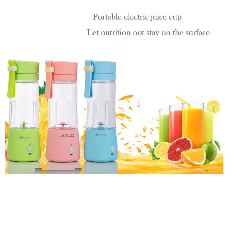 Miniusb rechargeable electric mini-cups juice cup juice cup portable electric juicer<br>