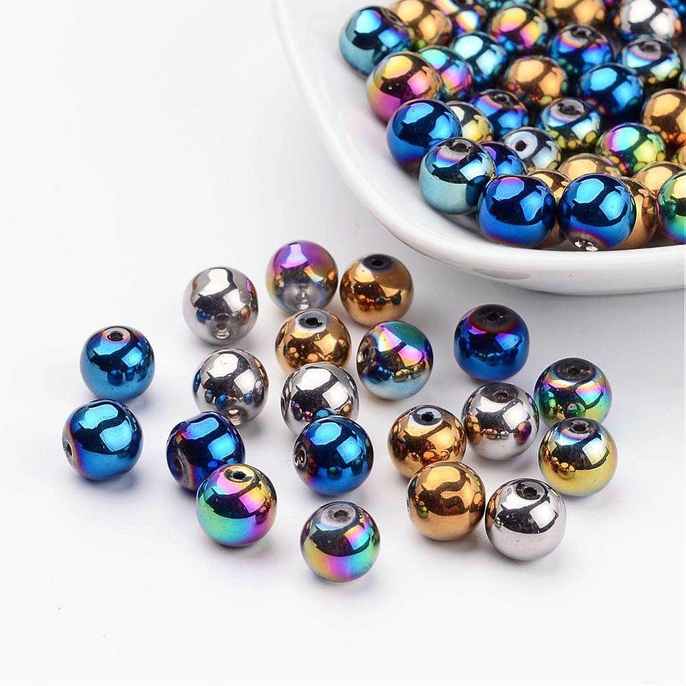 electroplate fullxfull listing abacus il carnival beads color rainbow china spacer plated