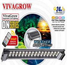 "18"" ODYSSEA VIVAGROW DN50 DayNight RGB LED Aquarium Lighting Freshwater Plants Grow Light 24/7 Remote Automation(China)"