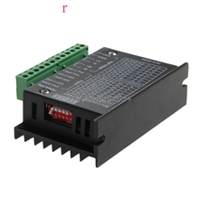 TB6600 Single Axis 4A Stepper Motor Driver Controller 9~42V Micro-Step CNC S08 Drop ship(China)