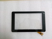A11020700067 Black 7inch for PiPO S1 Pro tablet pc capacitive touch screen glass digitizer panel F WGJ70483 v1 A11020700067-V08