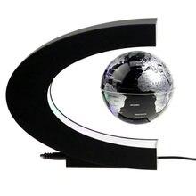 84578778669 1 Peça Anti-Gravidade Globo Maglev Rotação Máquina de Movimento Perpétuo  Desktop Do Escritório Brinquedos Decoração Figurinhas M..