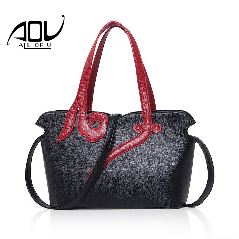 Chinese Style Fashion Women Handbags Luxury PU Leather National Messenger Bags 2016 Ladies Designer Shoulder Bag bolsa feminina<br>