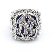 2015 Sales Promotion for Replica Newest Design 2009 Yankees Major League Baseball Championship Ring for Fans