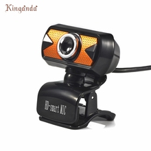 USB 2.0 HD Webcam Camera Web Cam With Microphone Mic LED For PC Laptop_KXL0224