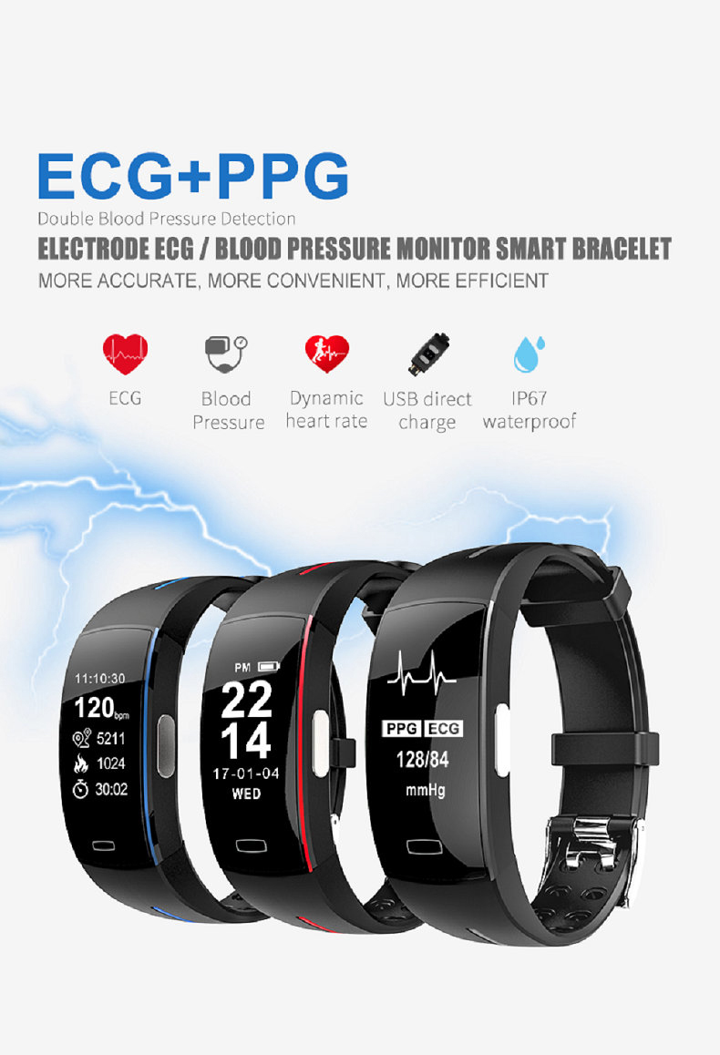 Waterproof Smart Bracelet 2