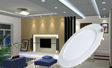 12Watt Round LED Panel Light Recessed LED Ceiling Downlight Lighting lamp with driver