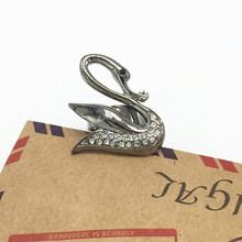 The new animal series Swan rings, gifts for women, free shipping