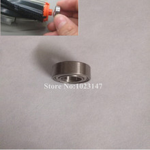 1 piece Steel Ball bearing Replacement for Neato BotVac 70e 75 80 85 Robotic Vacuum Cleaners Beater and Bristle Brush(China)
