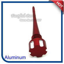 CNC Oil Dipstick Aluminum Red For Lifan YX 125cc 140cc Engine Pit Dirt Bike SSR YCF IMR Atomik Thumpstar BSE Apollo Kayo Stomp