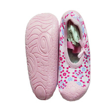 Baby Socks Newborn Baby girl Socks With Rubber Soles For Baby Girl Female WS915LL(China)