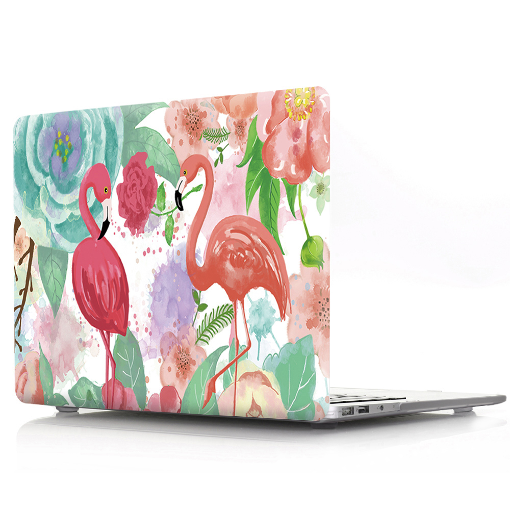 Ins Flamingo Case For Apple MacBook Air Pro Retina 11 12 13 15 Mac Book 13.3 With Touch Bar Hard Ultra Slim PVC Replace Shell