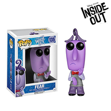 New FUNKO POP Official Inside Out - The Fear Vinyl Action Figure Model Doll Collection Toys with Original box(China)