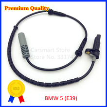 ABS Wheel Speed Sensor Rear Left Right for BMW 5 E39 520i 523i 525td 525tds 528i 535i 540i 34521182160 0986594511