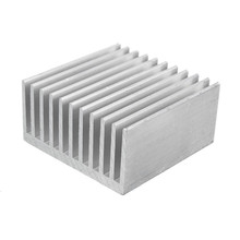 Cooling Accessories 40 x 40 x 20mm Aluminum Heat Sink IC Heatsink Cooling Fin Radiator For CPU LED Power Active Component(China)