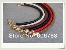 Free shipping 2pcs=1pair high quality Beautiful Multi colots PU leather Bag handle,handBag belt chain buckle accessories Buckle