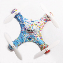 CX10D CX-10D Mini Drone 2.4GHz 4CH 6-axis Gyro Micro RC Helicopter Remote Control Quadcopter Quadrocopter Aircraft Model Mode 2