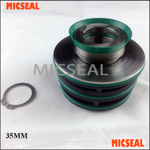 35MM Cartridge Seal For Flygt Plug-in 2670/3153/5100.211/5100.220/2100.211(China)