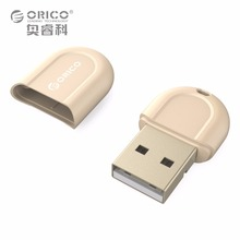 ORICO USB Bluetooth 4.0 Low Energy Micro Adapter for Windows, Headset, Speaker, Mouse, Keyboard - Golden