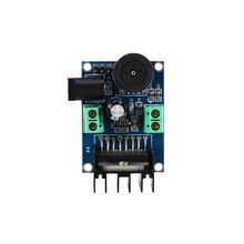 10 Pcs/Lot TDA7297 Amplifier Board Spare Parts DC 12v Grade 2.0 Dual Audio Encoding 15w Electronic DIY Kit