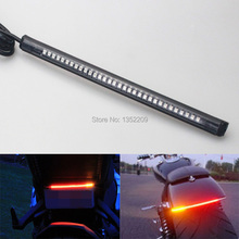 New LED Motorcycle light strip Tail brake stop light Turn Signal Lamps For All Harley Motorcycle Custom