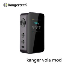 Buy Predorder!! Kanger Vape Mod 100w Kangertech Vola Box Mod Kit 510 thread 2000mAh Battery 1.3-inch TFT display e cigarette for $33.54 in AliExpress store