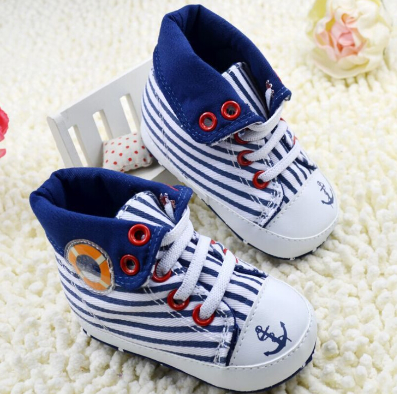 Boy Baby Shoes Cartoon Baby Toddler Shoes Soft Sole Canvas Infant First Walkers Children baby infant shoes Boys Prewalker(China (Mainland))