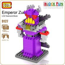 LOZ Diamond Blocks Figure Action Building Kids Assembly Toys Mini Micro Bricks DIY Model 9127 - ideas Store store