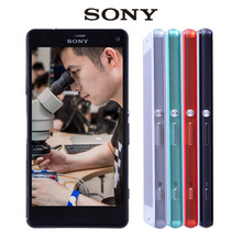 Original For SONY Xperia Z3 Compact Display Tested For SONY Xperia Z3 Compact LCD Touch Screen with Frame Z3 Mini D5803 D5833
