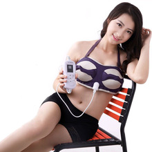 New Breast Massage Chest Stimulus Device Electric Infrared Electronic Breasts Enlargement Health Care Massager  HS11