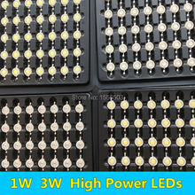 30 PCS 1W 3W Red Yellow Deep Red Orange High Power LEDs Diode Chip Wavelength 620nm 630nm 660nm 590nm 32mil 45mil High Quality