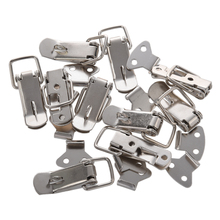 10pcs tension lock luggage lock box lock spring lock latch(China)