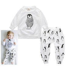 Toddler Boutique Clothing Set Long Sleeve Kids Tracksuit Boy Garment Baby Casual Suit Infant Trendy Clothes Girls Outfits