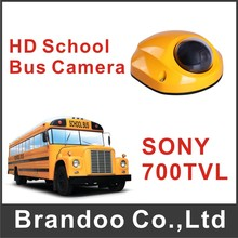 Hot sales Car Camera Kit 2pcs  IR Waterproof Camera Side view Car Camera for Bus