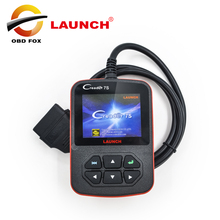 2017 New Released Original Launch X431 Creader 7S Code Reader +Oil Reset Function Creader vii plus Free shipping