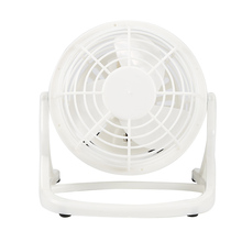 New 360 Degree Super Mute Portable White USB Cooling fan handheld Quite Mini Fan for Laptop Computer PC