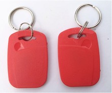 No 1 No.1; 100pcs/Lot RFID Card 125KHz Smart Card Rfid tag(RED)
