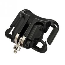 New Arrival 1Pc Camera Waist Belt Buckle Holster Quick Strap Hanger Mount for Canon DSLR SLR Camera(China)