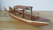 LOVE MODEL Free shipping Scale 1/25 Chinese ancient Classic cruises model kits The West Lake sculling boat model(China)