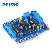 2PCS Motor Drive Shield dual L293D for arduino Duemilanove, Mega 2560 and UNO
