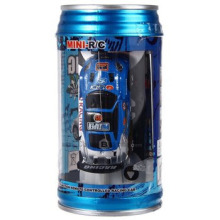Hot Sale 1/63 Coke Can Mini RC Car Multi-color High Speed Truck Radio Remote Control Micro Racing Vehicle Controle Electric Toys