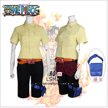 Free shipping  One Piece Cosplay Portgas D Ace Cosplay Costume