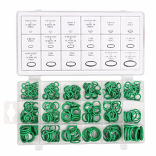 KINGGUARD 270 Pcs Kit Air Conditioning HNBR O Rings Seal Nitrile Rubber Car Auto Repair Tools Air Conditioning Refrigerant Ring(China)
