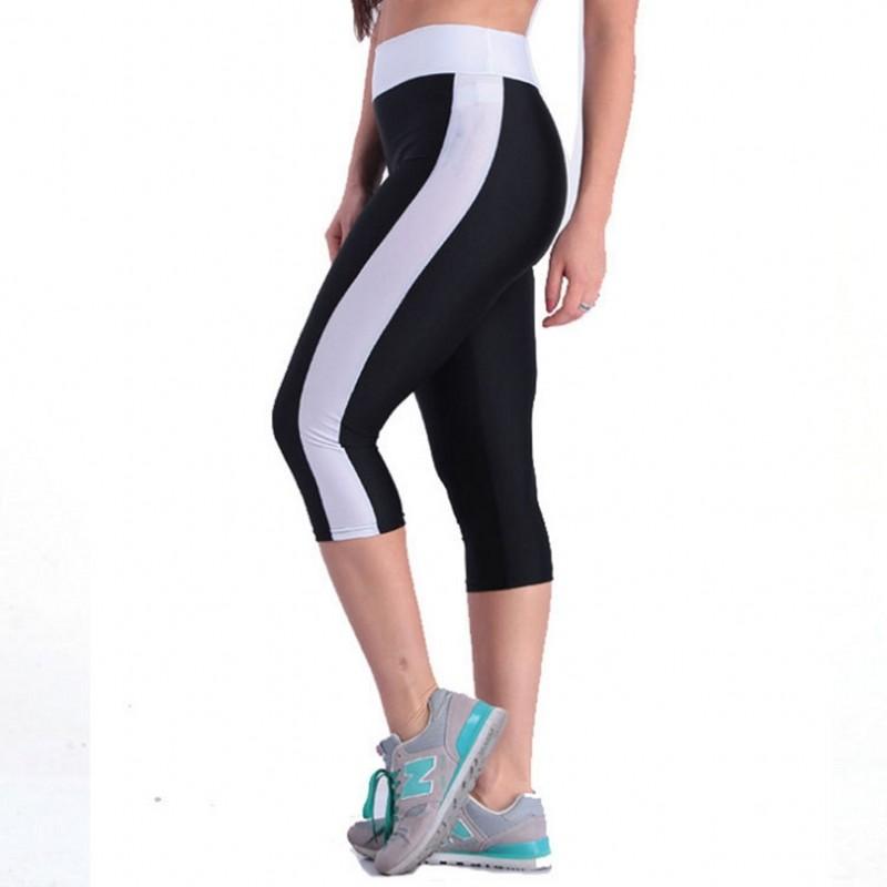 High Waist Fitness Legging Black 8
