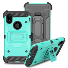 Buy iPhone 8 Heavy Shockproof Armor Hybrid Hard Case Protective Funda Cover+Belt Clip Cover iPhone X/iPhone 4/5/6/7/8 Plus for $341.00 in AliExpress store